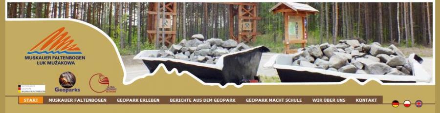 UNESCO Global Geopark Muskauer Faltenbogen