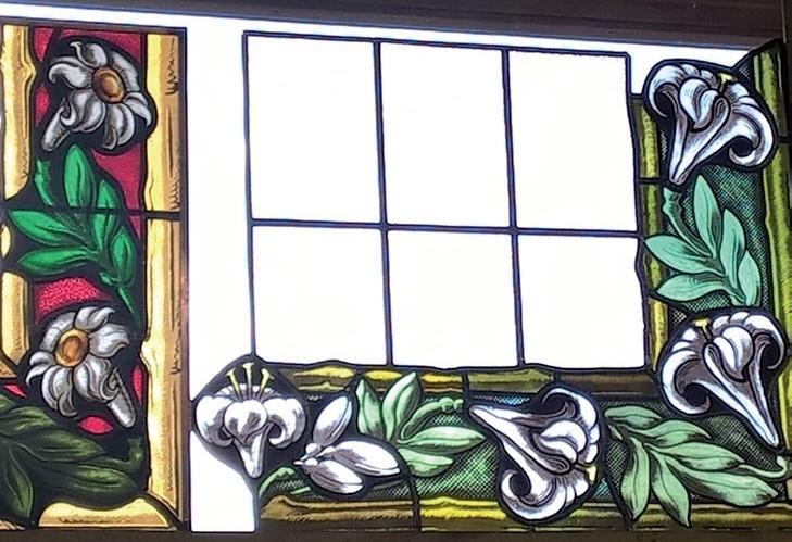 Neue Fenster Kreuzkirche
