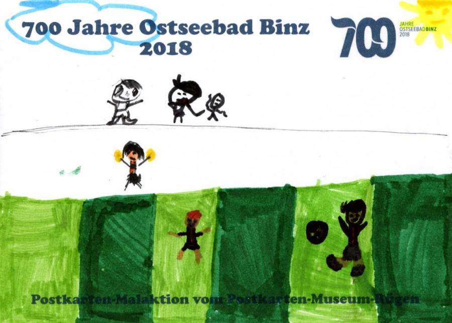 My - 8 Jahre - Binz