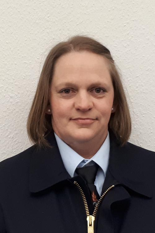 Myriam Tross - Betreuerin Kindergruppe Löschbezirk West