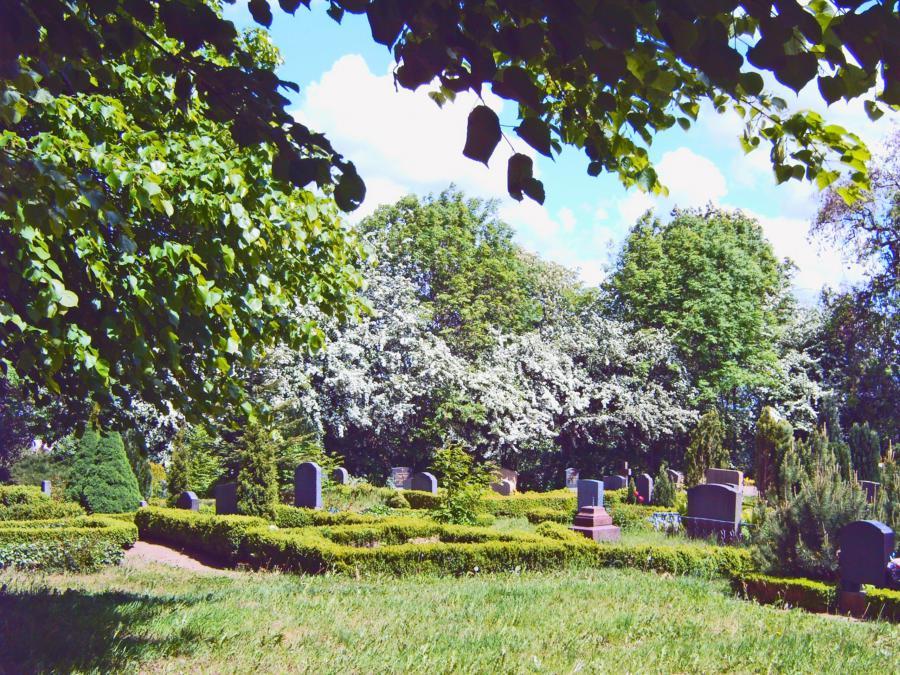 Friedhof Schorrentin (2004)
