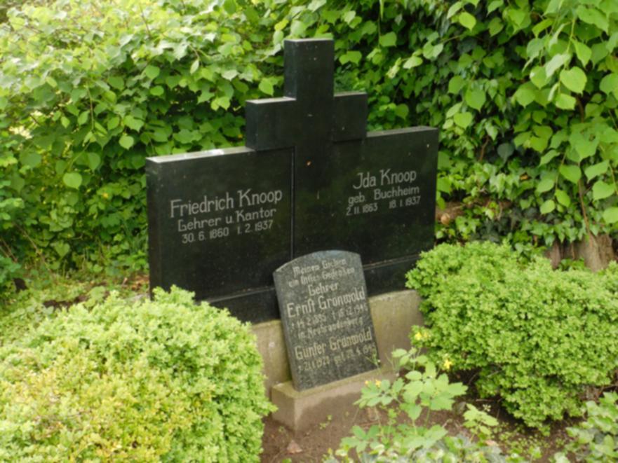 Zum Gedenken an Günter Grönwold
