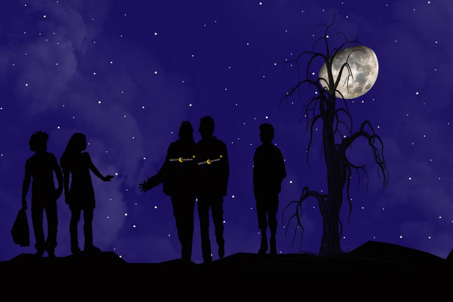 Nachtwanderer - Herzlich Willkommen