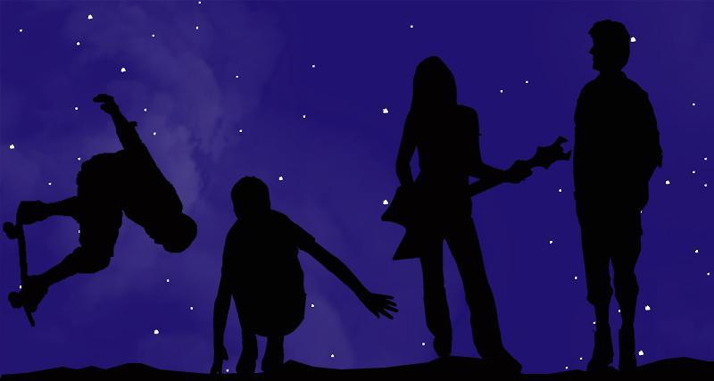 Nachtwanderer - Infos für Jugendliche