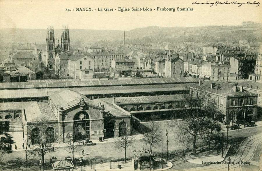 Nancy La Gare