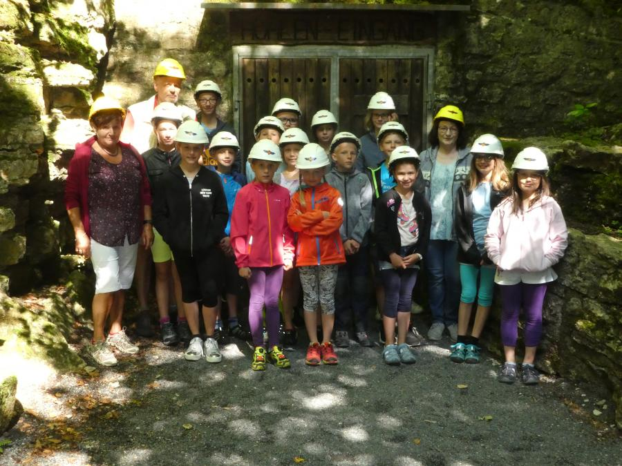Ferienprogramm 2018 - Natur- und Wanderfreunde Großenlüder