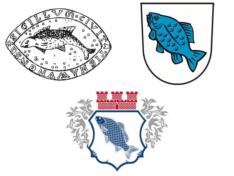 Nauen-Wappen