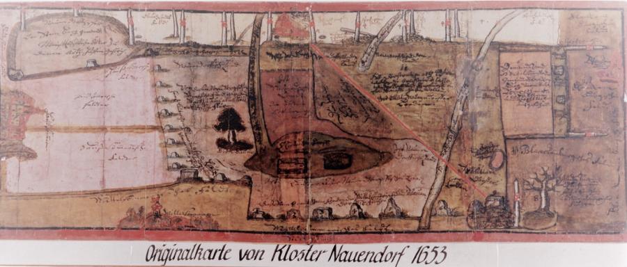 Nauendorf 1653