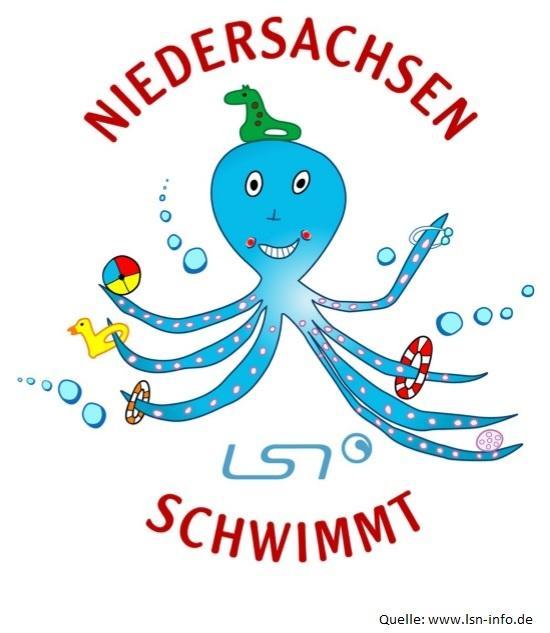 Niedersachsen_schwimmt Logo