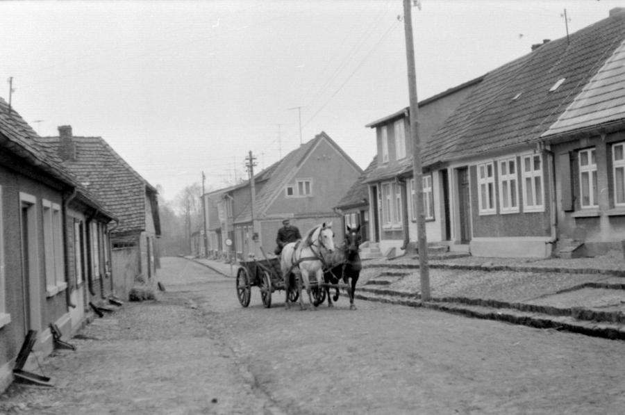 Wallstraße, um 1955