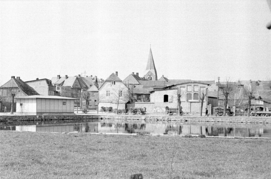 Ratmannsteich, um 1960
