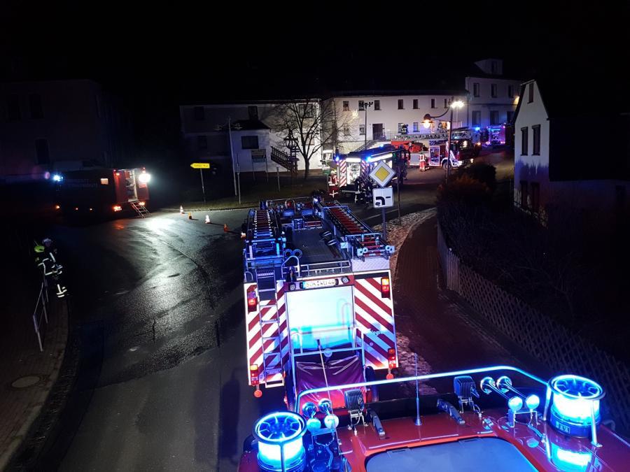 Eberdorf Brand zwischendecke