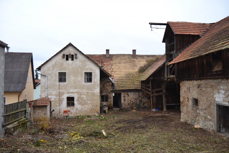 geplantes Kulturzentrum Schießl-Haus