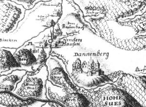Historie Nentershausen