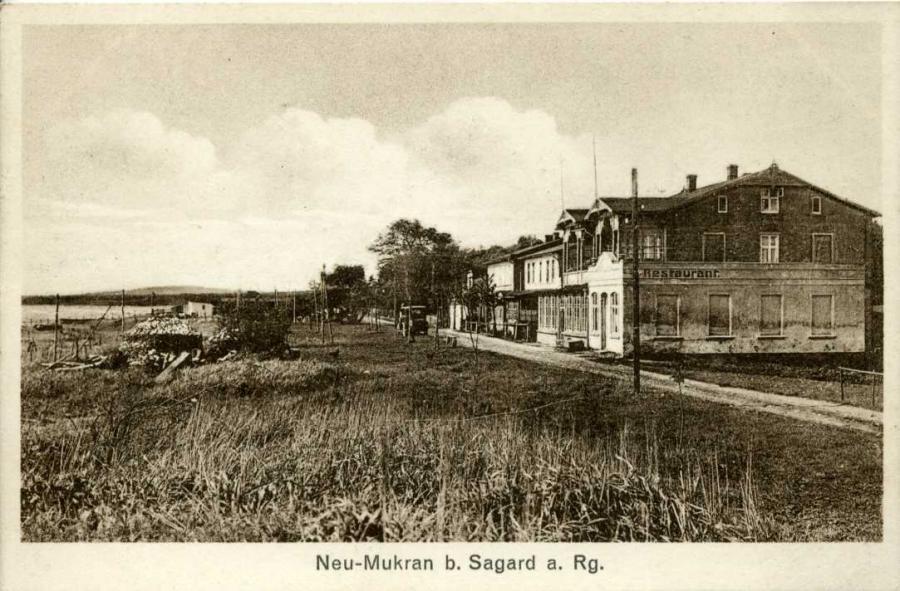 Neu-Mukran b. Sargard a. Rg.
