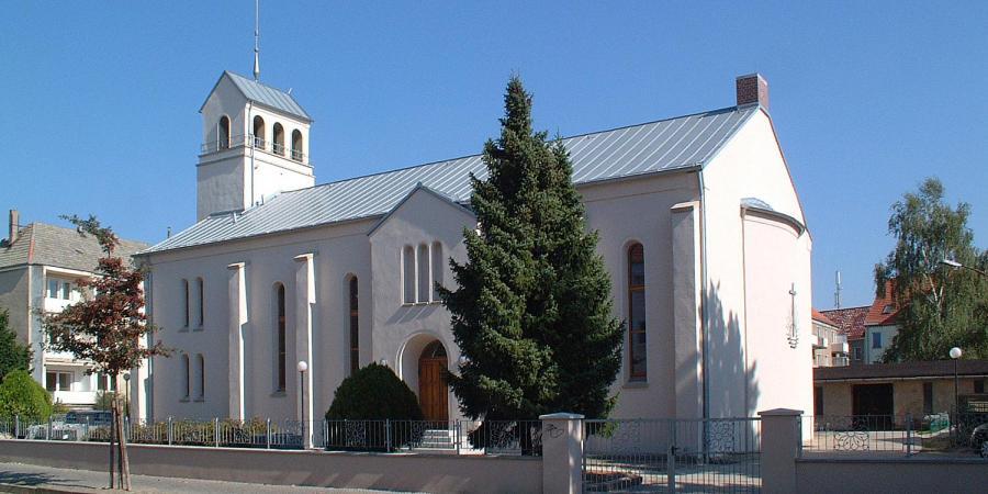 Neuapostolische Kirche Rathenow