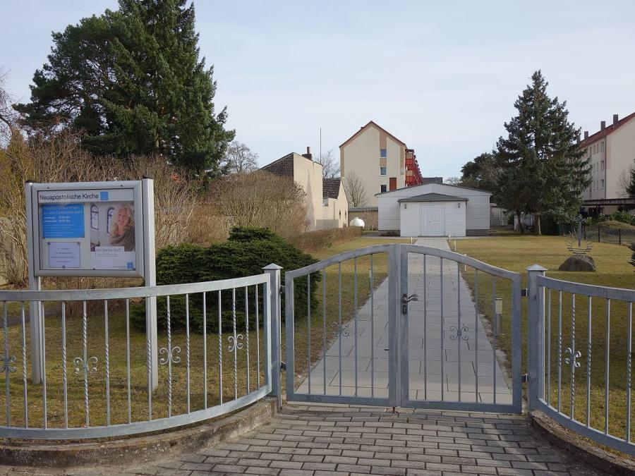 Neuapostolische Kirche Premnitz