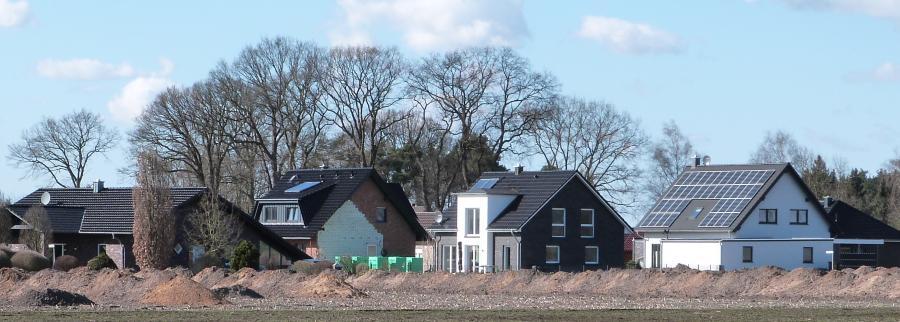 Neubaugebiete Im Felde II und III