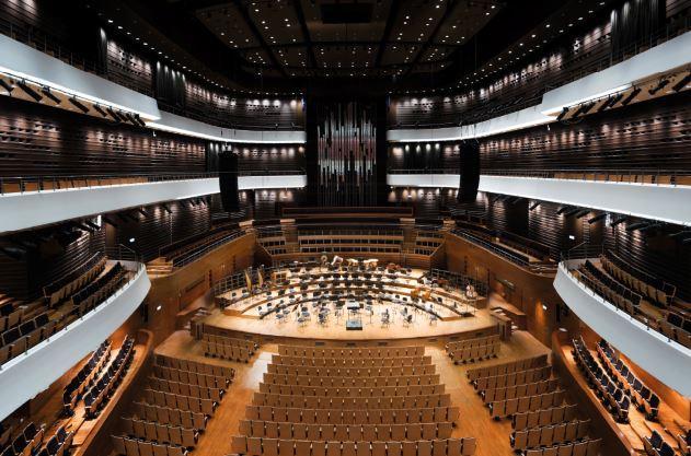 Neue Nationale Musikforum (Fot. Lukasz Rajchert)