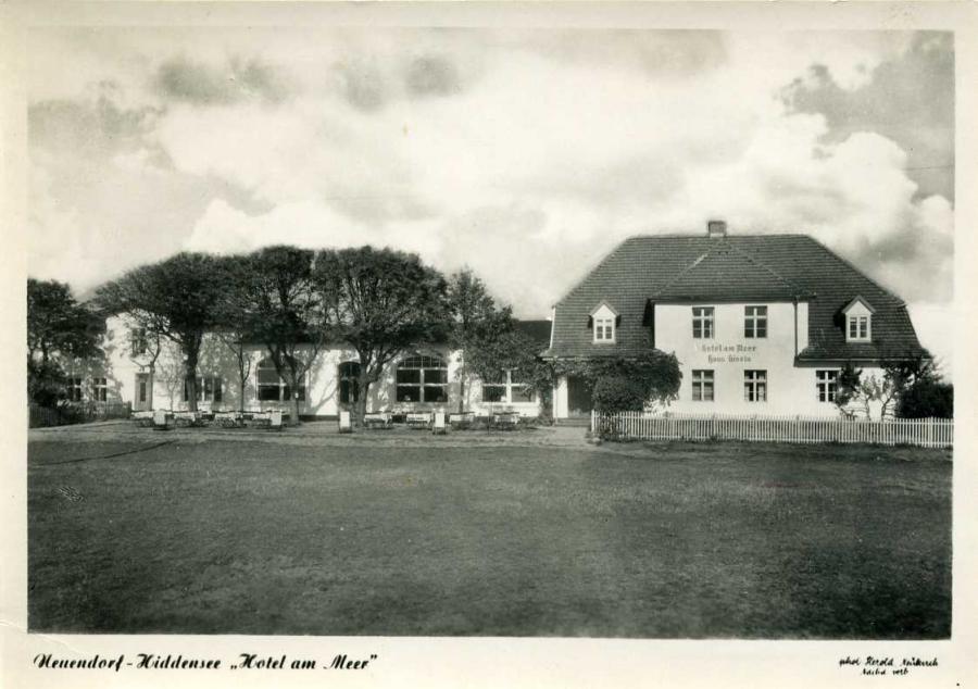 Neuendorf- Hiddensee Hotel am Meer
