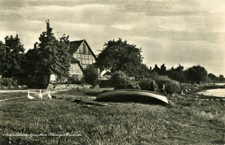 Neuendorf bei Lauterbach Bauernhaus