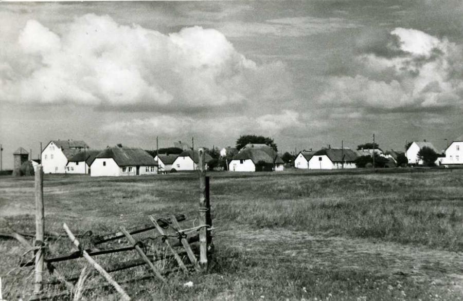 Neuendorf Hiddensee 1963