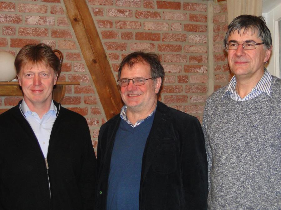 Neuer Vorstand LPV Göttingen