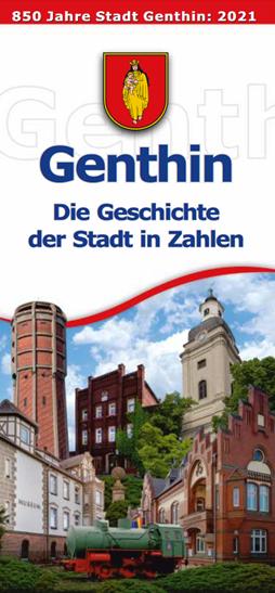 Titelseite Die Geschichte der Stadt in Zahlen