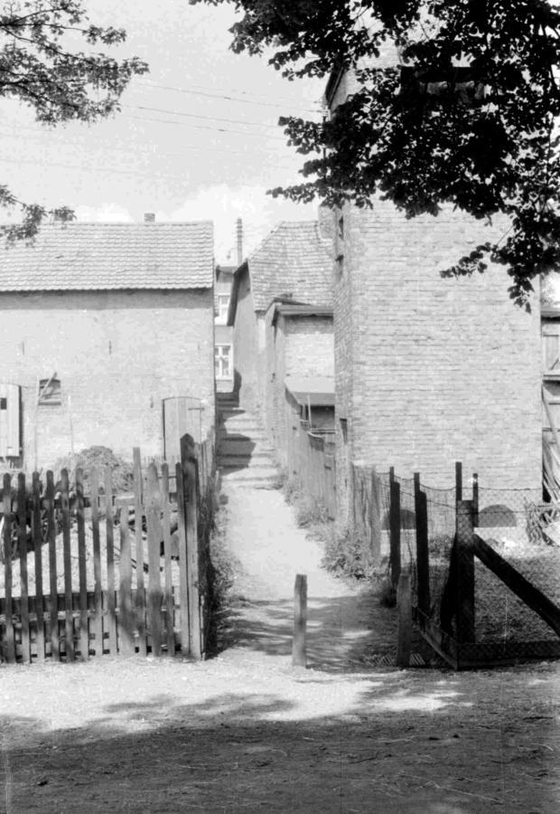 """Die """"Wallpforte"""", um 1960"""