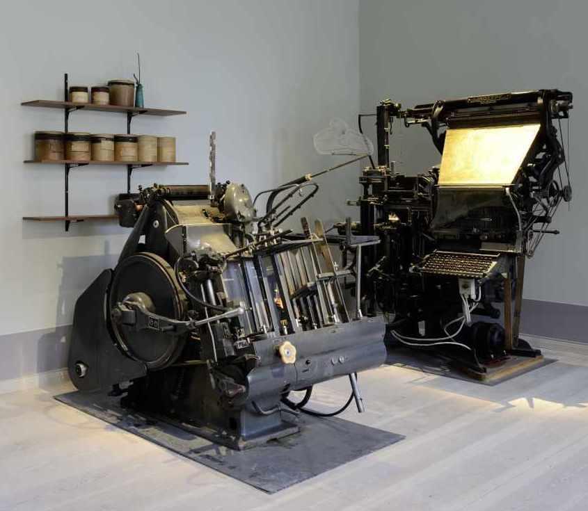 Druckwerkstatt © Museum Neuruppin