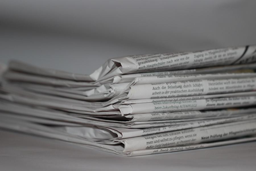 Wir in der Presse