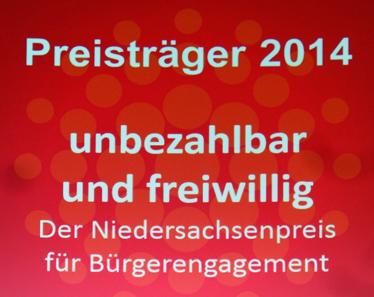 Niedersachsenpreis 2014
