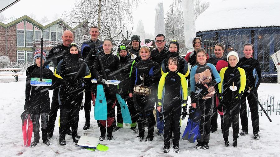 Fackel 2018 Gruppe
