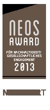 Neos Award 2013