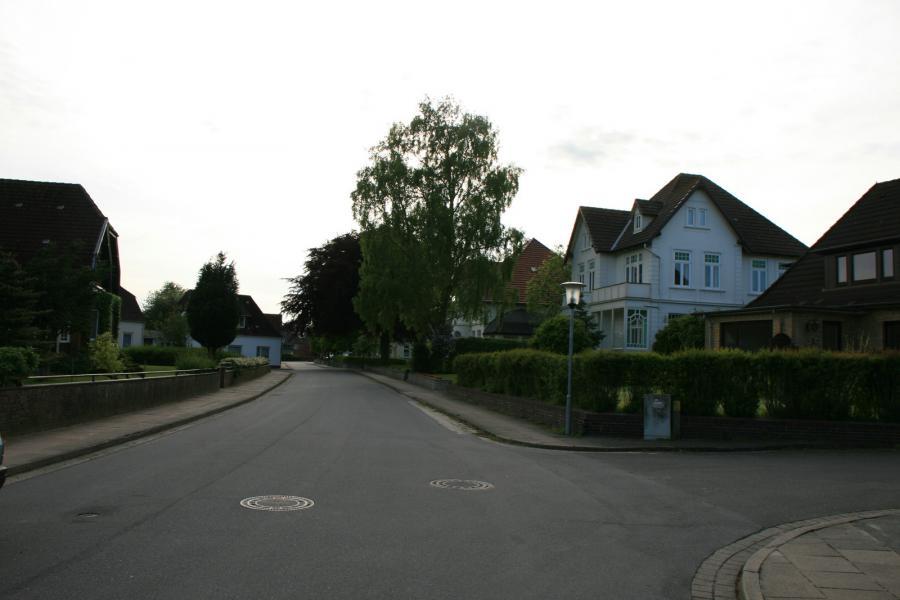 Nordbahnhofstraße in Lunden