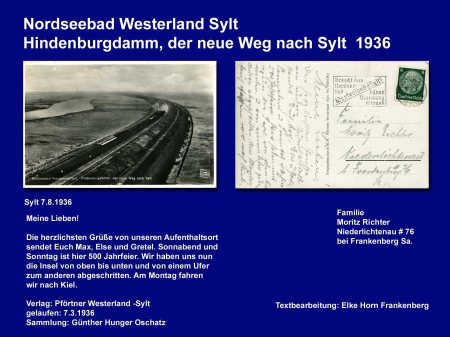 Nordseebad Westerland Sylt