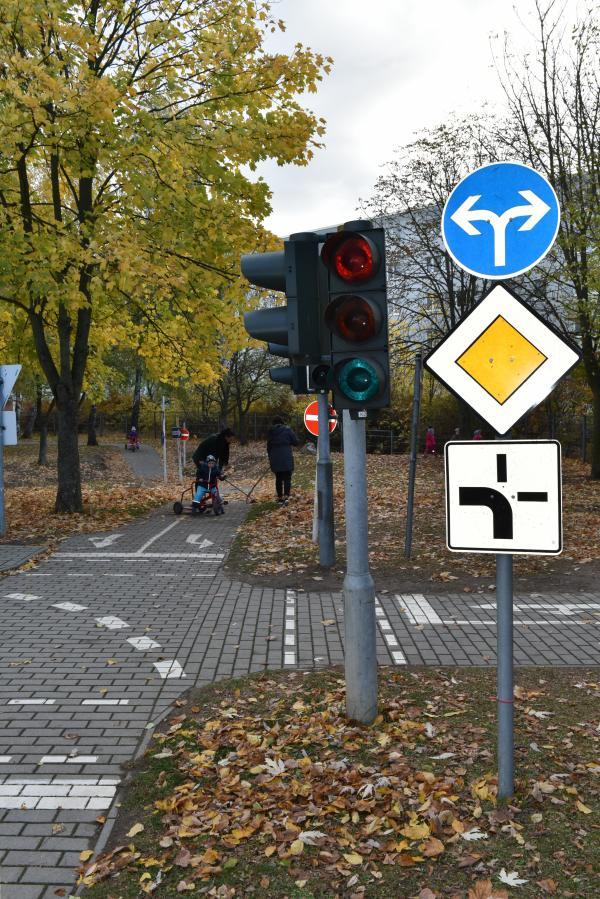 Verkehrsgarten