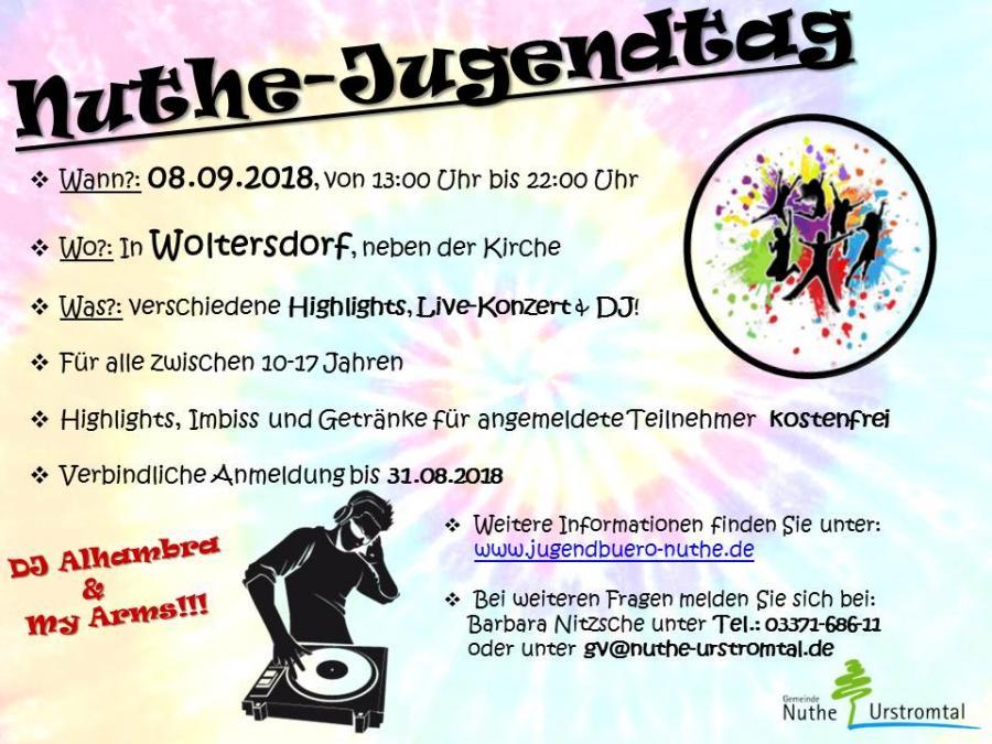 Nuthe-Jugendtag 2018