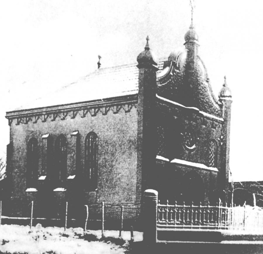 Synagoge Vorkrieg