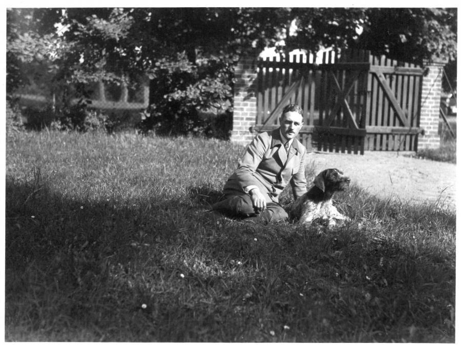 Forstmeister Walter Einfeldt, Revierleiter von 1937 - 1941
