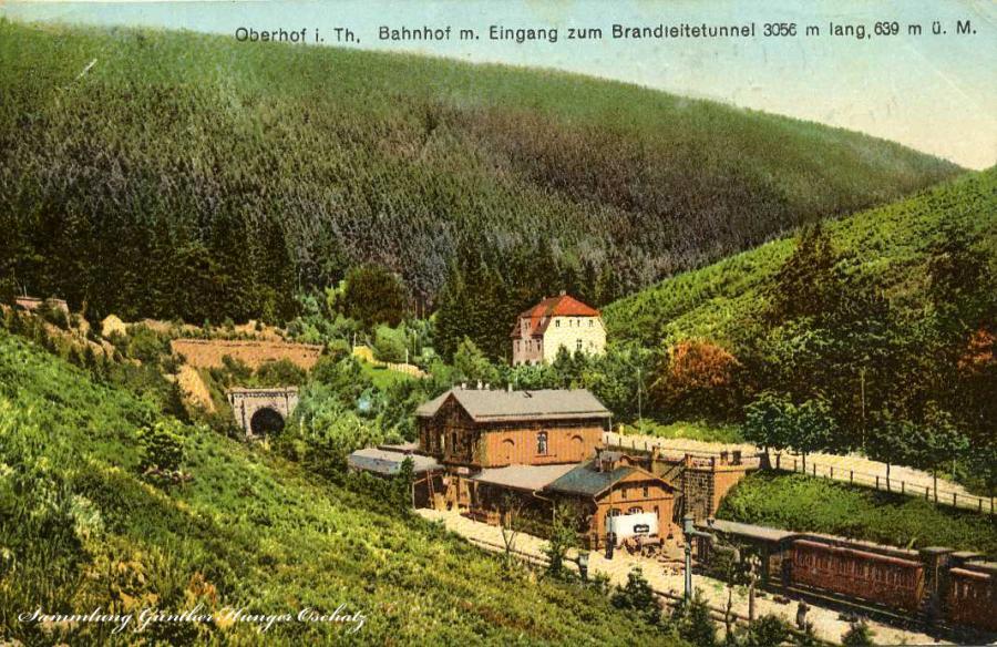 Oberhof Brandleitetunnel