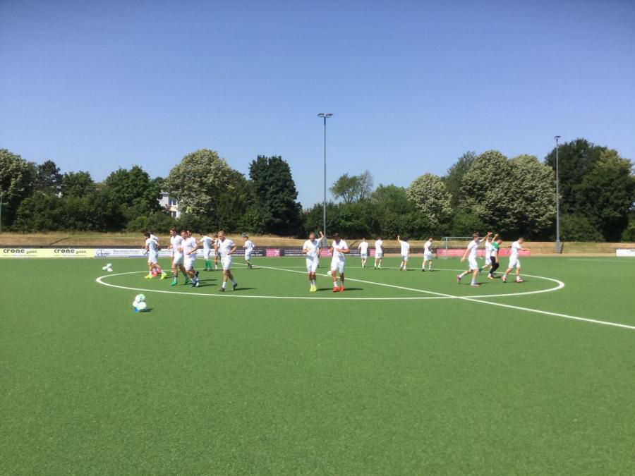Trainingsauftakt zur Oberliga2019-01