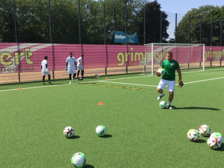 Trainingsauftakt zur Oberliga2019-04
