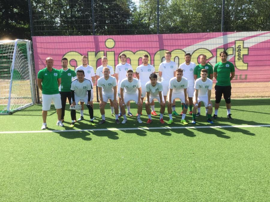Trainingsauftakt zur Oberliga2019