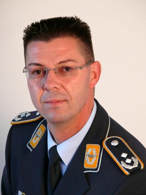 Oberstleutnant Mario Herzer