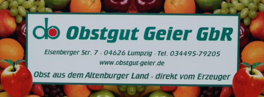Obstgut Geier