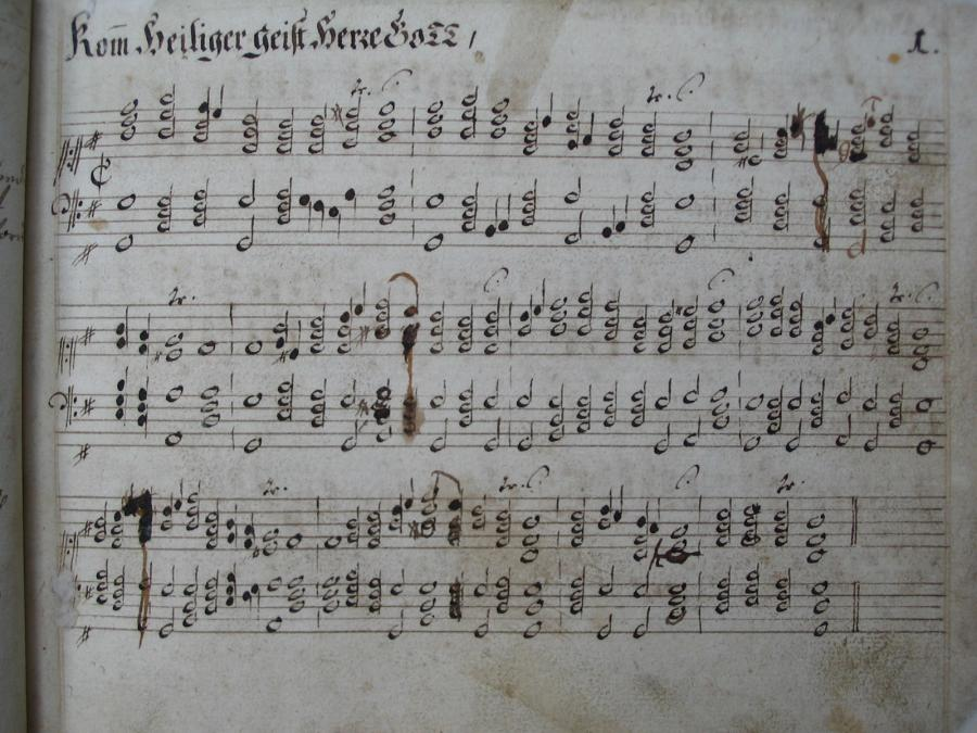 Choralbuch 02