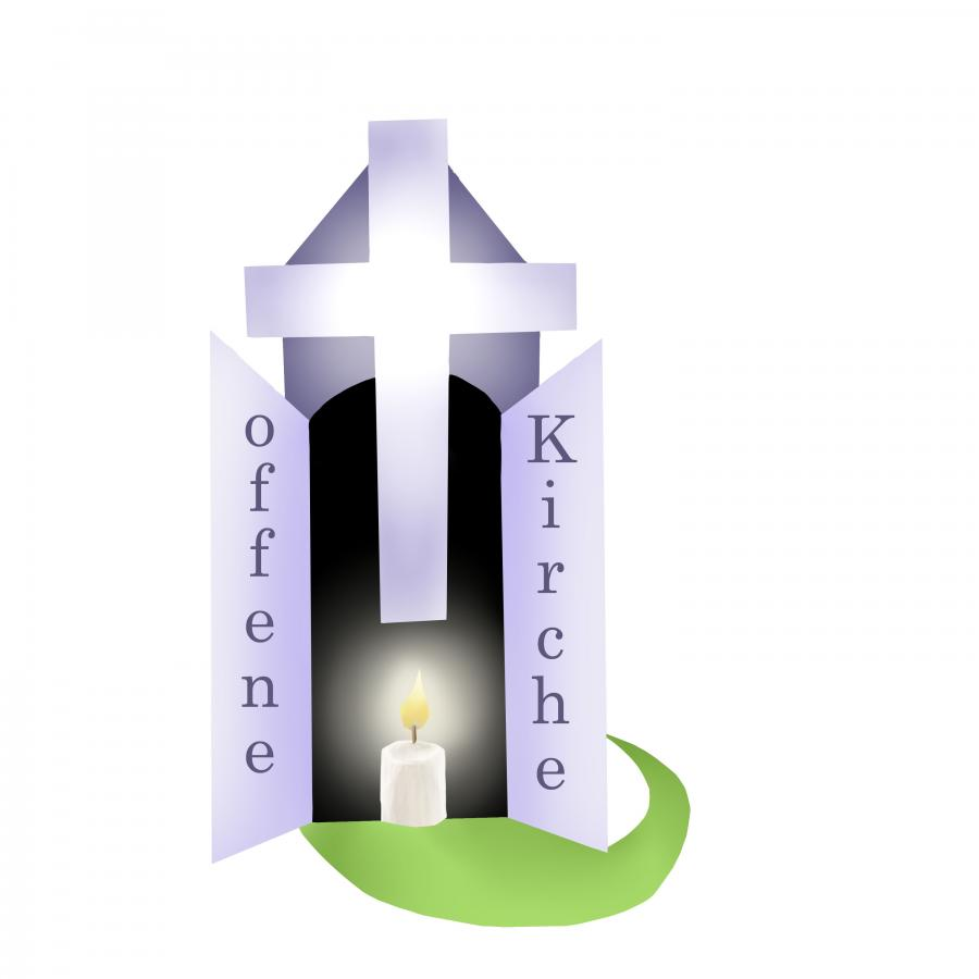 Logo Offene Kirche