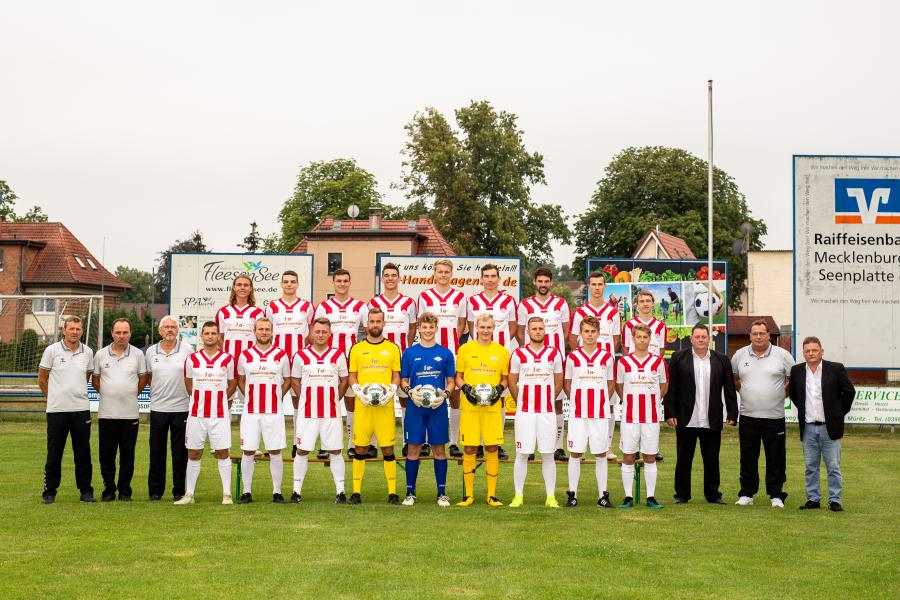 Offizielles Mannschaftsbild Saison 2019_2020