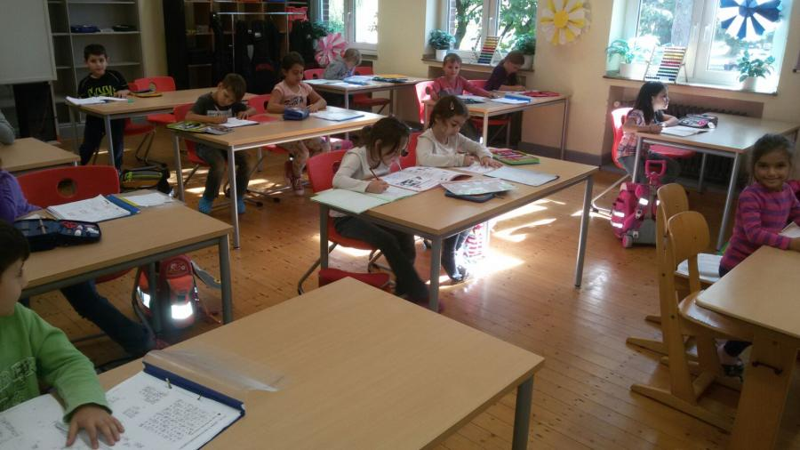 OGS Hausaufgabenraum